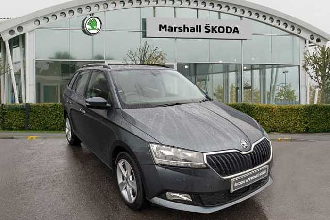 SKODA Fabia 1.0 TSI SE L (110PS) S/S 5-Dr Estate